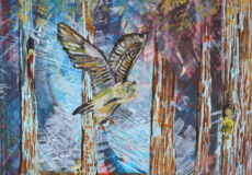 Ugle i alfeskov