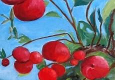 Sommeræbler