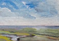 Vadehavet 20×20