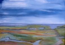 Vadehavet ved Ebbevejen