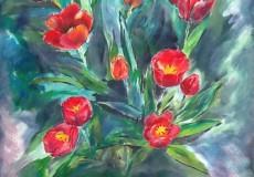 Tulipanbillede